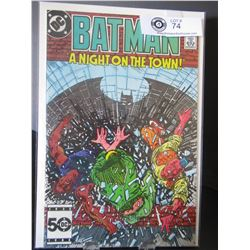 DC Comics Batman A Night On The Town #86
