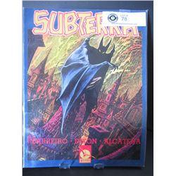 Subterra Comic