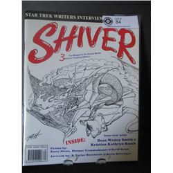 Shiver 3 The Magazine For Active Minds
