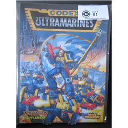 Codex Ultramarines