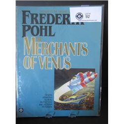 DC Comics Frederick Pohl The Merchants of Vennus