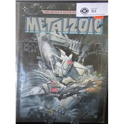 DC Comics Metalzoic Graphic Novel #6