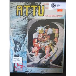 Attu Book 1: The Forbidden Cave