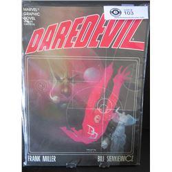 Marvel Graphic Novel Daredevil