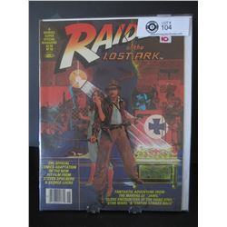 A Marvel Super Special Magazine Raiders of the Lost Ark
