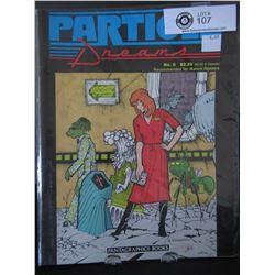 Fantagraphics Books Partiole Dreams #6