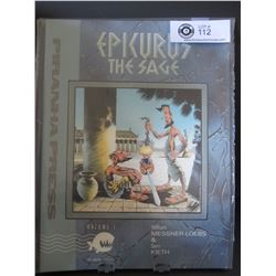 Epkurus The Sage Volume 1