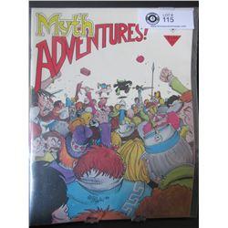 Myth Adventures #4