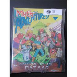 Myth Adventures #5