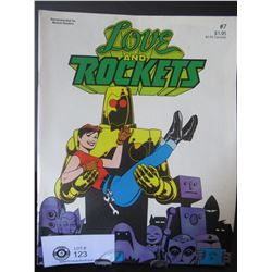 Fantagraphics Books Love and Rockets #7