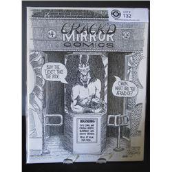 Crack'd Mirror Comics #4