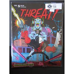 Fantagraphics Books Threat! #5