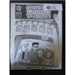 Crack'd Mirror Comics #9