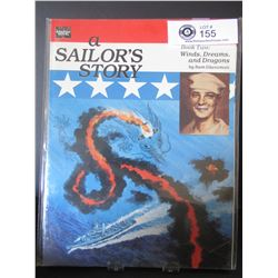 Marvel Graphic Novel A Sailor's Story Book Two