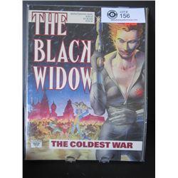 Marvel Graphic Novel The Black Widow The Coldest War