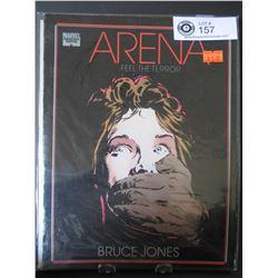 Marvel Graphic Novel Arena Feel The Terror