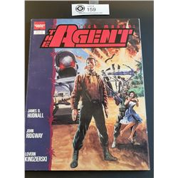 Marvel Graphic Novel Rick Mason: The Agent