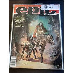 The Marvel Magazine of Fantasy & Science-Fiction Epic #15