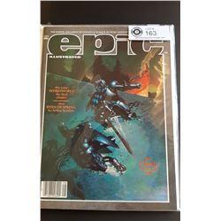 The Marvel Magazine of Fantasy & Science-Fiction Epic #13