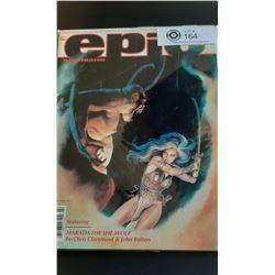 The Marvel Magazine of Fantasy & Science-Fiction Epic #10