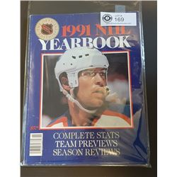 The Official Edition 1991 NHL Yearbook