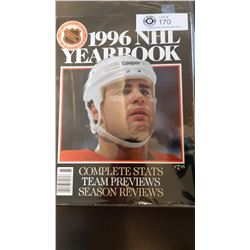 The Official Edition 1996 NHL Yearbook