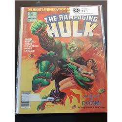 The Mighty Avengers: Thor! Iron Man! Ant Man! VS The Hulk #8