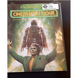 The Wicker Man Cinefantastique  Volume 6 #3