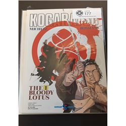 Comcat Comics Kogaratsu  The 1 Bloody Lotus