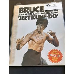 Bruce Lee My Martial Arts Training Guide 'Jeet Kune-Do'