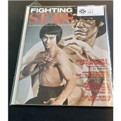 Fighting Stars Celebrites in the Art of Self-Defense