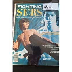 Fighting Stars Icorporating the Fighters Magazine