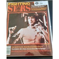 Fighting Stars The Insatiable World of Steve McQueen