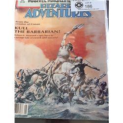 Marvel Magazine Group Bizarre Adventures #26