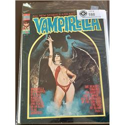 A Warren Magazine All New Stories And Art Vampirella #30