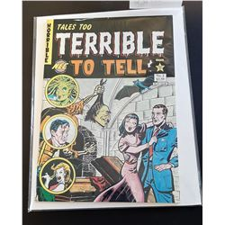Tales Too Terrible to Tell #2