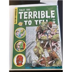 Tales Too Terrible to Tell #3