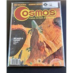 Cosmoe Science Fiction an Fantasy  Vol 1 #3