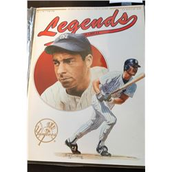 Sports Memorabilia Price Guide Legends  Vol 3 #3