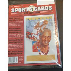 Allan Kaye'sSports Cards News & Price Guides #1