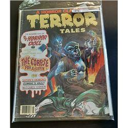 A Horror Classic Terror Tales