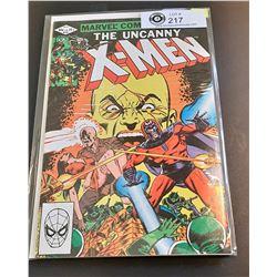 Marvel Comic The Uncanny X-Men #161