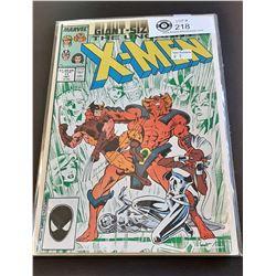 Marvel Comic Giant Sized Annual  The Uncanny X-Men #11