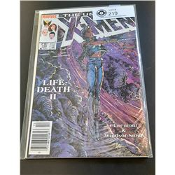 Marvel Comic Giant Sized Annual  The Uncanny X-Men #198