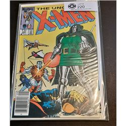 Marvel Comic Giant Sized Annual  The Uncanny X-Men #197