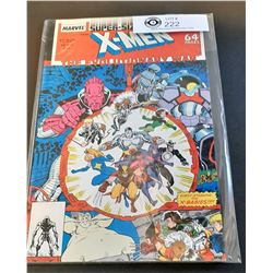 Marvel Comic Super Sized Annual X-Men #12