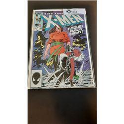 Marvel Comics The Uncanny X-Men Rogue: Public Enemy #185