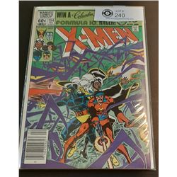 Marvel Comic X-Men #154