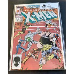 Marvel Comics The Fall of The Mutants  X-Men #225
