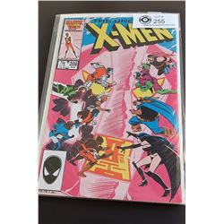 Marvel Comics The Uncanny X-Men #208